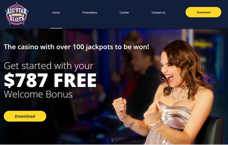 All Star Slots review on Free Slot Reviews