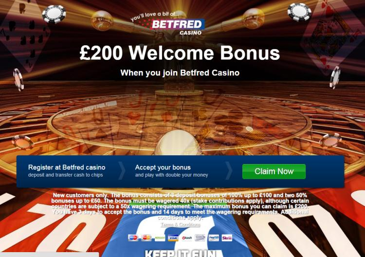 Betfred review on Free Slot Reviews