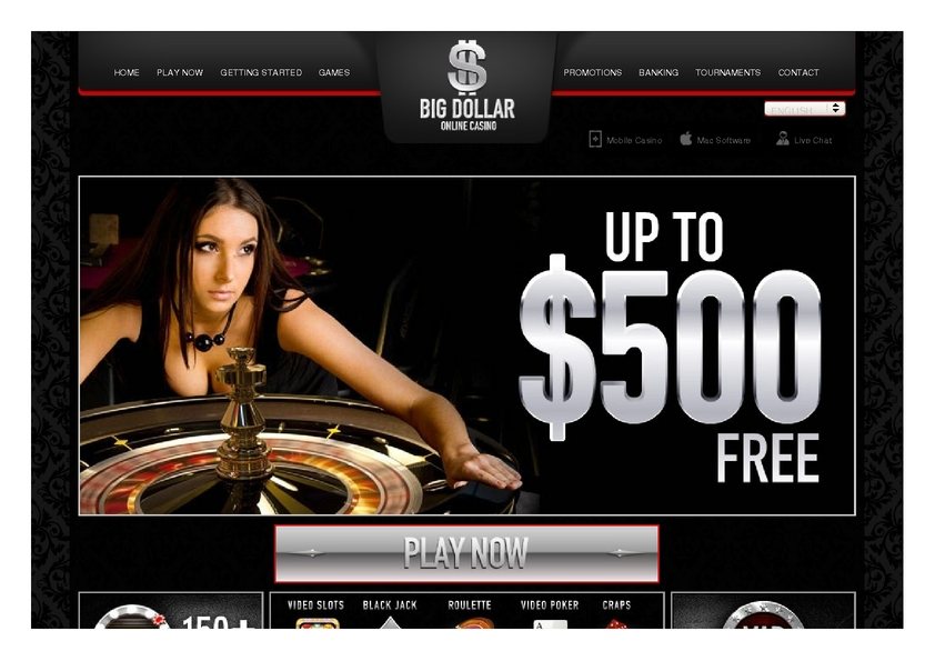 Big Dollar review on Free Slot Reviews
