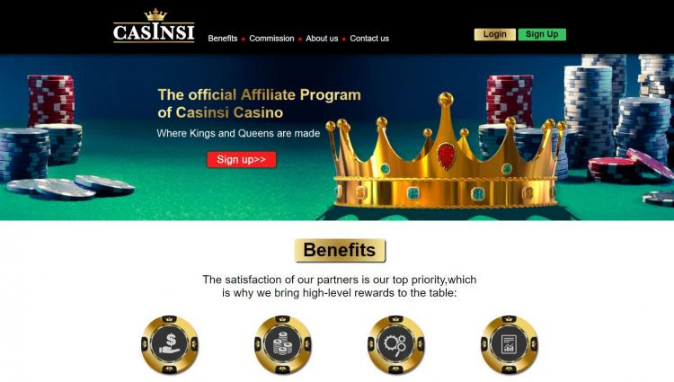 Casinsi review on Free Slot Reviews