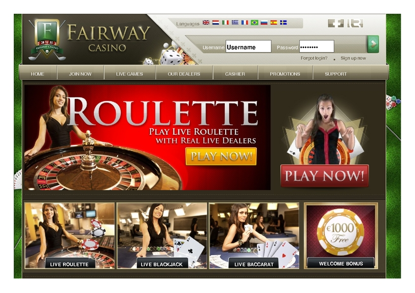 Fairway review on Free Slot Reviews