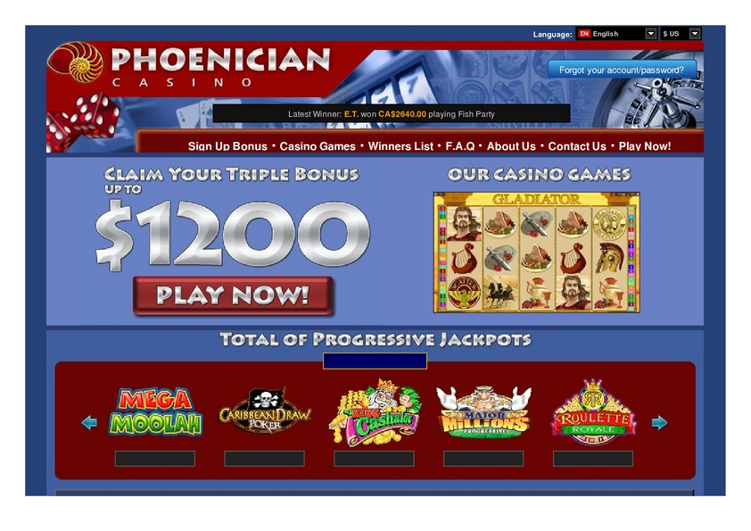 Phoenician review on Free Slot Reviews