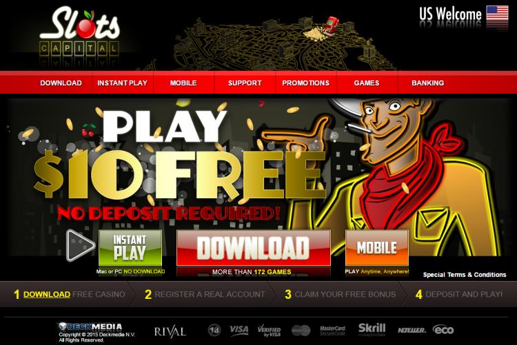 Slots Capital review on Free Slot Reviews