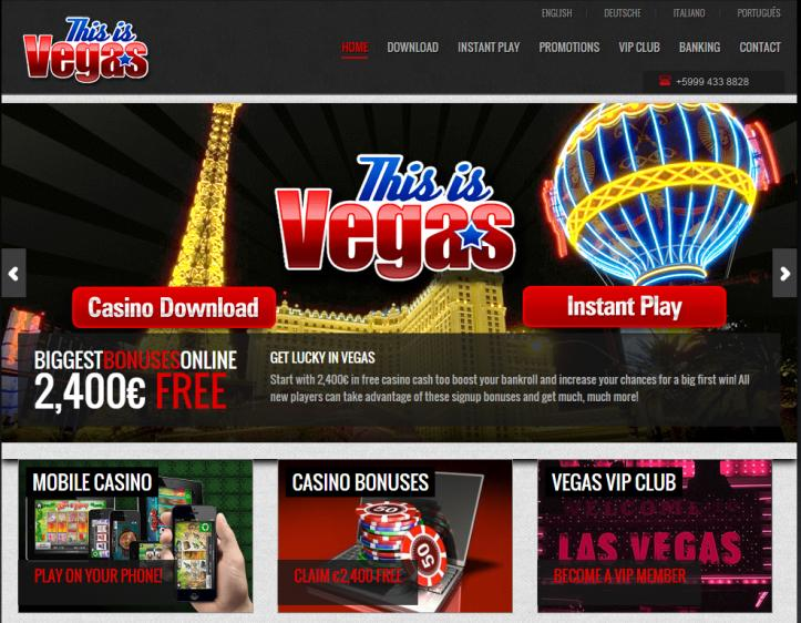 This Is Vegas review on Free Slot Reviews