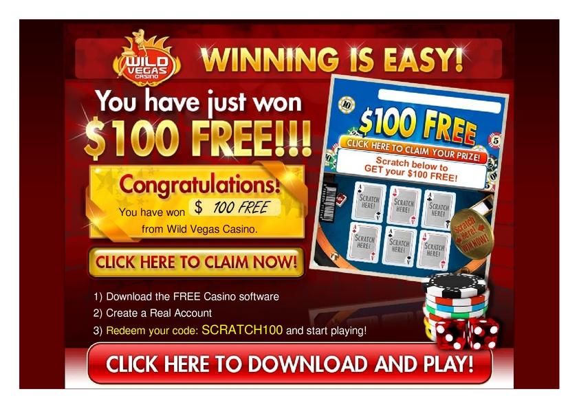 Wild Vegas review on Free Slot Reviews