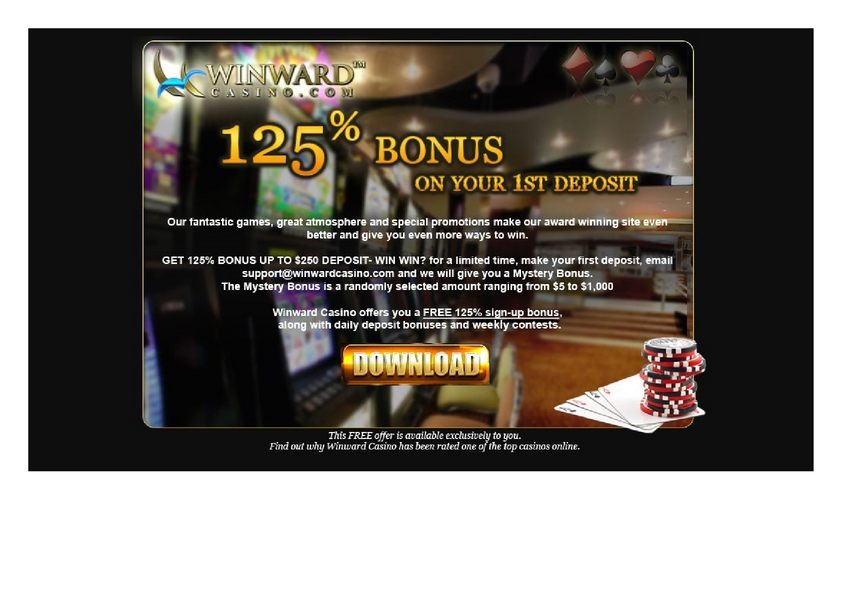 Winward review on Free Slot Reviews